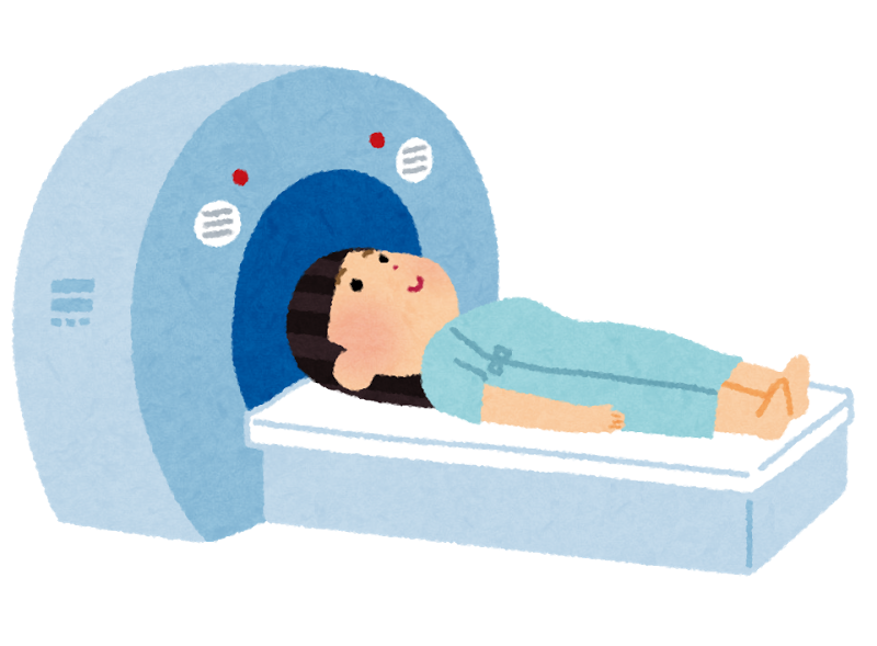 脳腫瘍 MRI検査