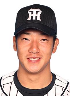 横田外野手