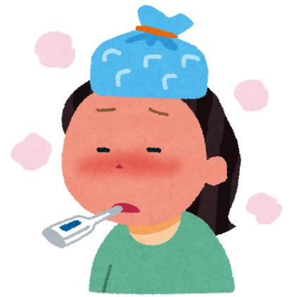 手術後に高熱